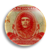 Che Banknote 25mm Badge
