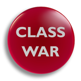 Class War 25mm Badge