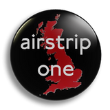 Airstrip One, 25mm Badge