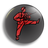 Marching 25mm Badge