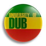 Univerisity Of Dub 25mm Badge