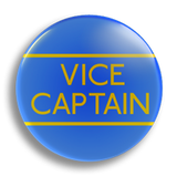 Vice Captain Badge 38mm