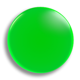 Green Badge  25mm