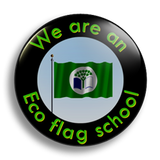Eco Flag Badge 38mm