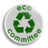 Eco Committee School Badge 25mm