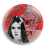 Army Of Caroline 25mm Badge