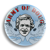 Army Of Doug 25mm Badge