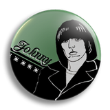Johnny Ramone 25mm Badge