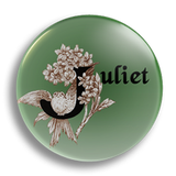 Juliet 25mm Badge