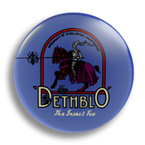 Diablo Vintage Ad 25mm Badge