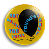 Round's Funny 25mm Badge
