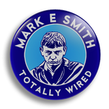 Totally Wired 25mm Badge