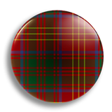 Burns Tartan 25mm Badge