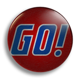 Go! 25mm Badge