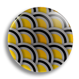 Repeating Yellow 25mm Badge