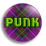 Punk, 25mm badge