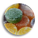 Fruit Pastilles, 25mm Badge