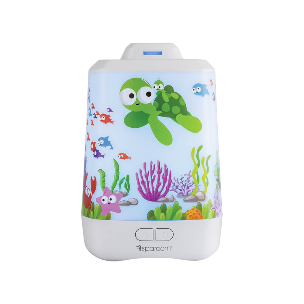 Under the Sea Ultrasonic Essential Oil Diffuser