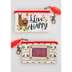 Live Happy ID Pouch