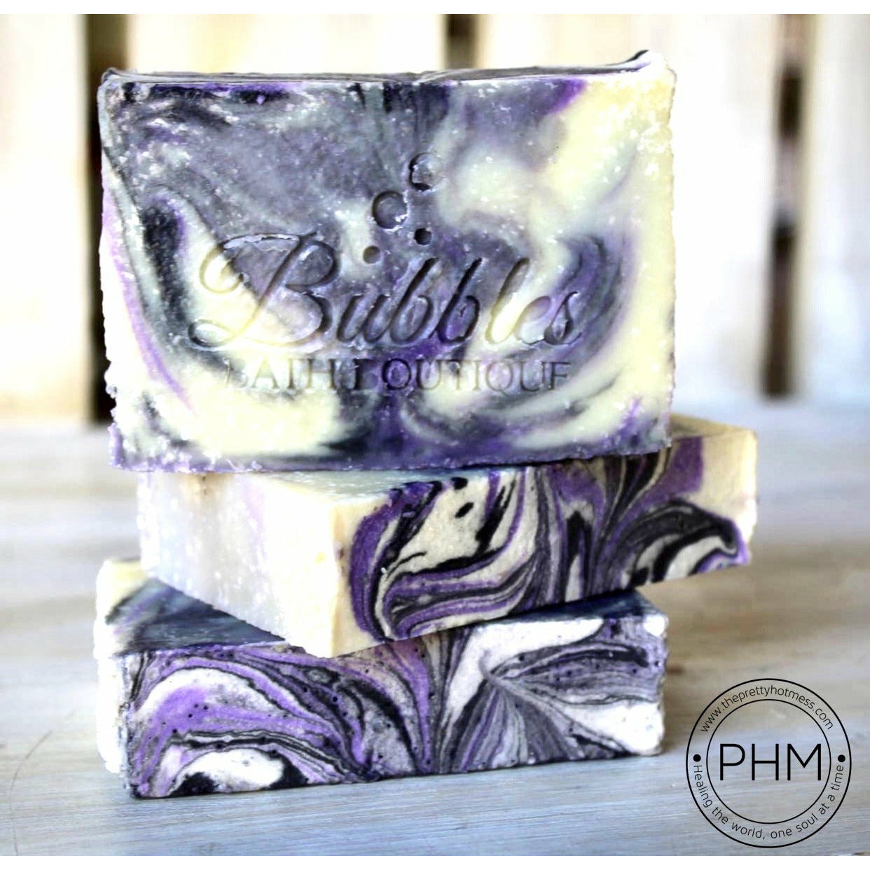 Black Plum Cold Pressed Soap