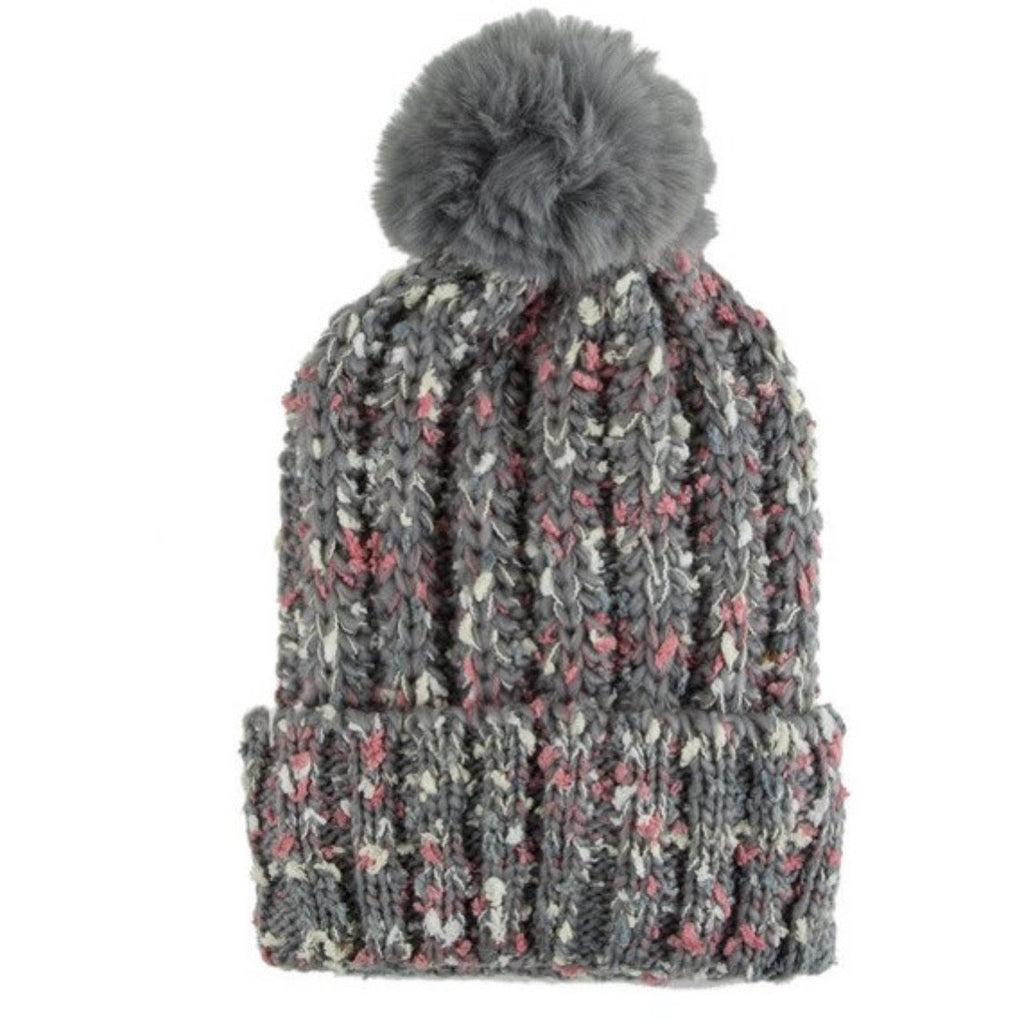 Warm and Fuzzy Fleece Lined Beanie