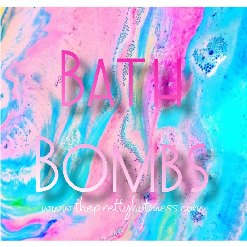 Euphoric Bath Bombs
