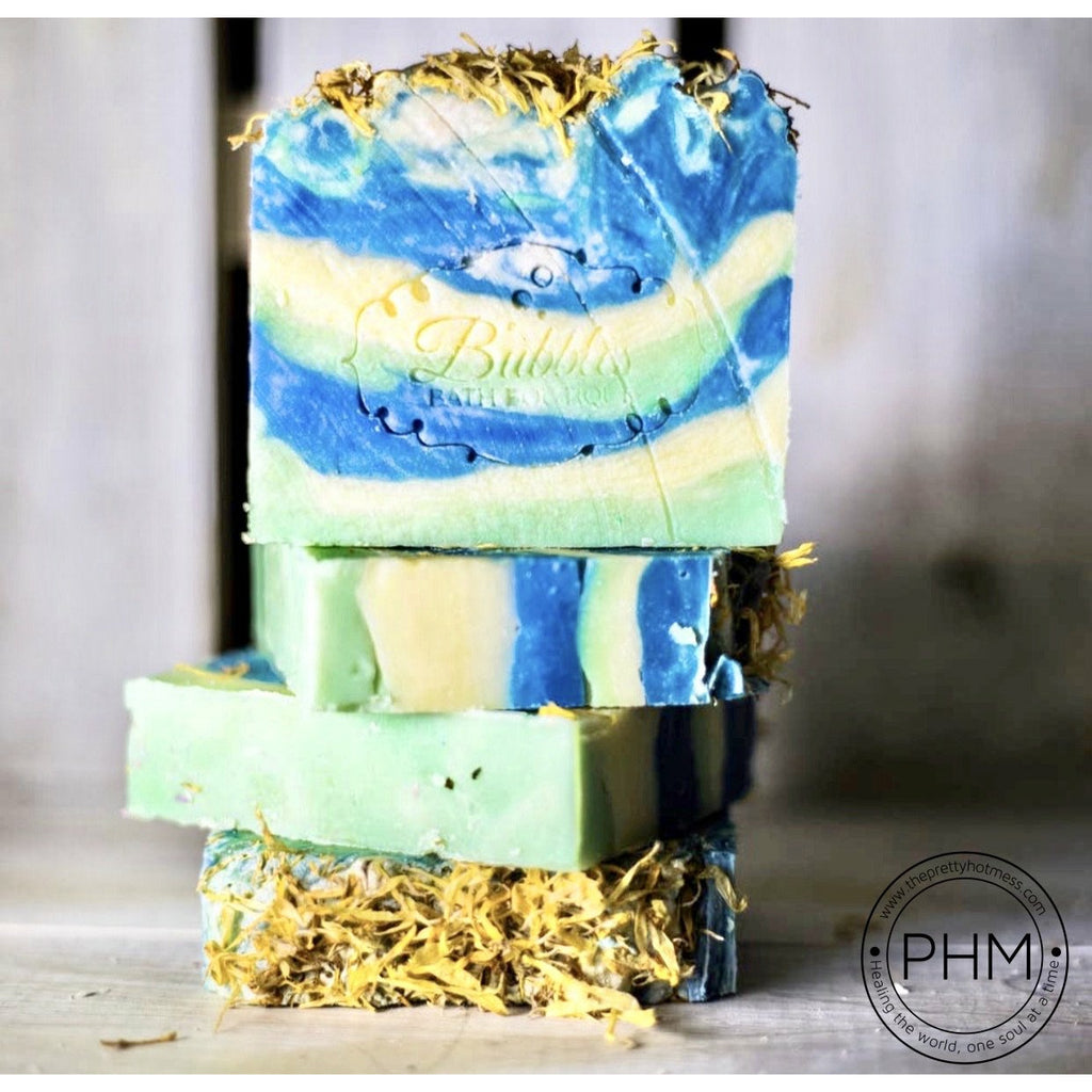 Sunflower Cold Pressed Soap