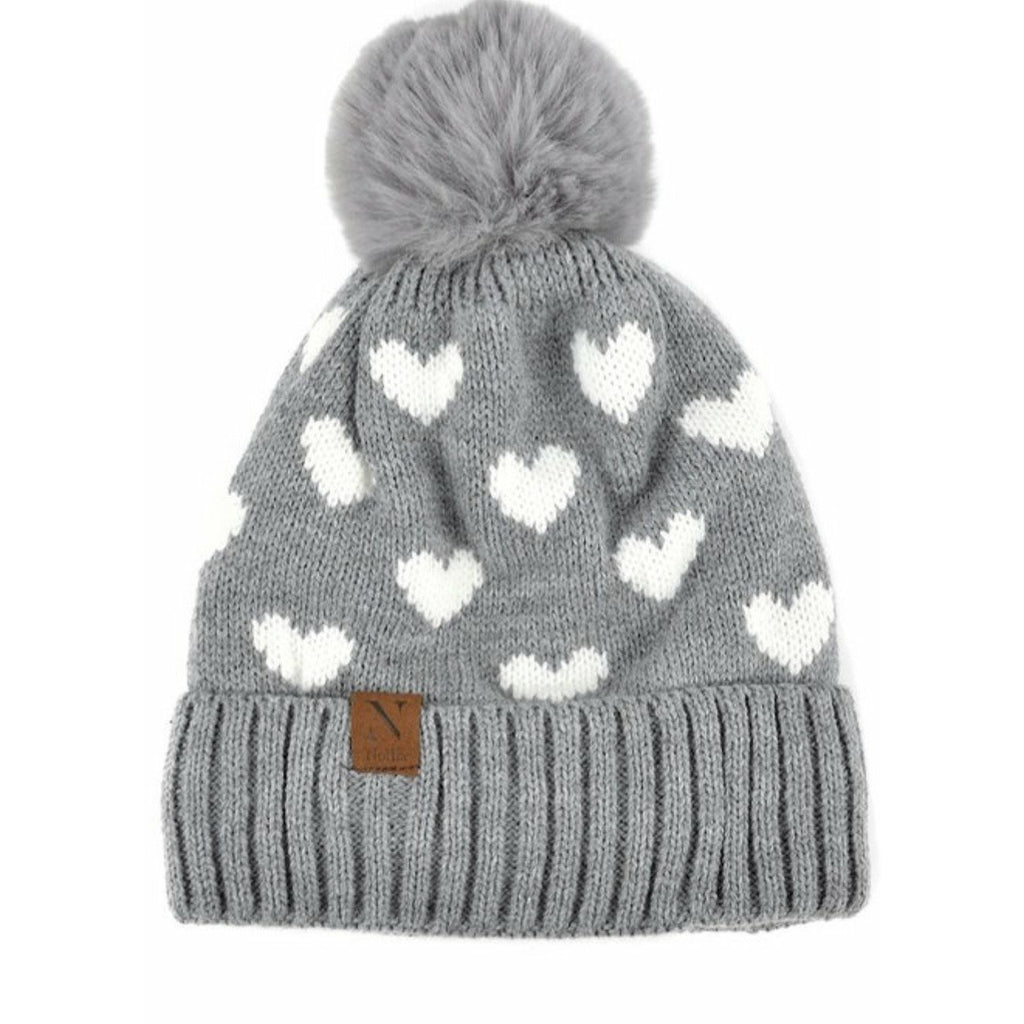 My Heart is Yours Winter Hat