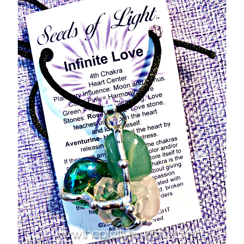 Infinite Love Amulet