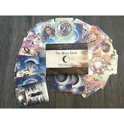 Moon Deck Oracle Cards Collectors Edition
