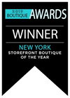 storefront boutique of the year banner