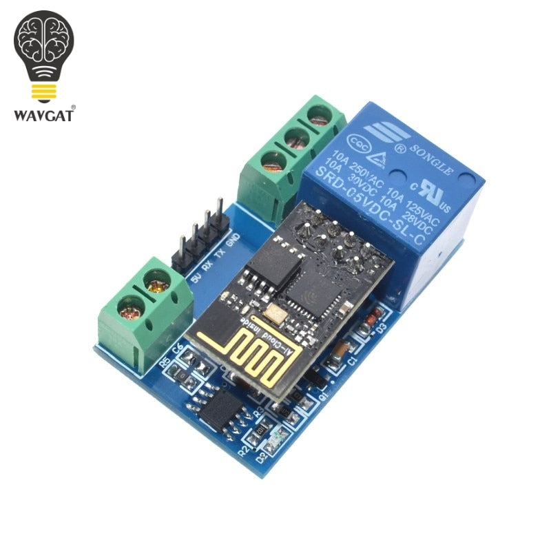 1 pcs ESP8266 5V WiFi Relay Module Things Smart Home Remote Control Switch Phone APP