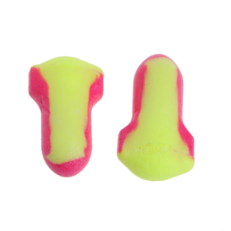 10 Pairs Disposable Soft Foam Earplugs Snore-Proof Sleep Ear Protector No Cords - L060 hot
