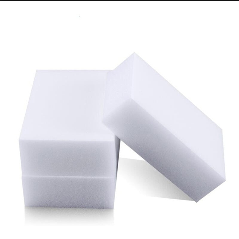 100 pc Kitchen Clean magic sponge eraser kitchen clean household accessory supplier/Dish washing Melamine sponge nano eraser pad