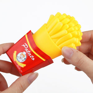10PCS Miniature Food Kitchen Toy Set Pretend Play Do House Simulation Cooking Snack Hamburgers Educational Toys For Girl Kid