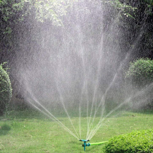 13*13*23cm  ABS Lawn Sprinkler Automatic 360  Rotating Garden Water Sprinklers Lawn Irrigation  F804