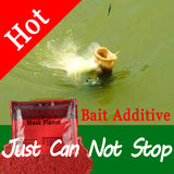 2 Bags 10g Musk Flavor Additive Carp Fishing Groundbait Flavours Fishing Bait Making Scent