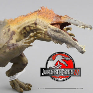 Papo Velociraptor Irritator The Most Classic Ancient Creatures Simulation Animal Toy Collection Dinosaur