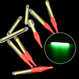 20pcs/lot 3.0*25mm Night Fishing Luminous Float Fluorescent Light stick Rod Multi-Color Lights Dark Glow Stick fishing tools