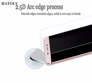 2PCS Tempered Glass For LeEco Le 2 X526 X620 Anti-Explosion Screen Protector for LeEco Letv Le 2 Film LeEco Le 2 Glass HATOLY