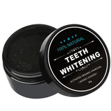 30g Tooth Whitening Powder Activated Bamboo Charcoal Toothpaste Natural Teeth Whitening Charcoal Powder Tartar Stain Removal