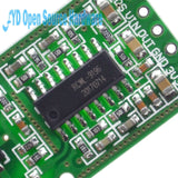 5pcs Smart Electronics RCWL-0516 microwave radar sensor module Human body induction switch module Intelligent sensor