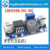 5pcs/lot  LM2596 DC-DC Step Down Converter Module DC 4.0~40 to 1.3-37V Adjustable Voltage Regulator Hot sale