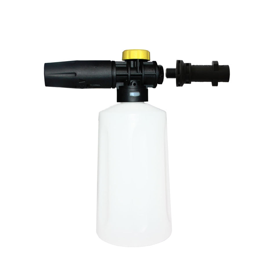 750ml Snow Foam Lance For Karcher K2 - K7 High Pressure Foam Gun Cannon Plastic Portable Foamer Nozzle Car Washer Soap Sprayer