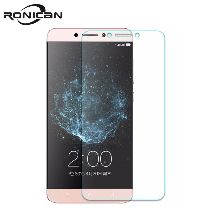 9H Premium Tempered Glass for LeEco Le S3 X522 Case Cover Screen Protector Capa on Letv leeco le s3 helio X20 x622 x626 fundas