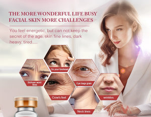 Argireline Six Peptides Repair Concentrate Rejuvenation Emulsion Anti Wrinkle Serum For Face Skin Care Products Anti-aging Cream