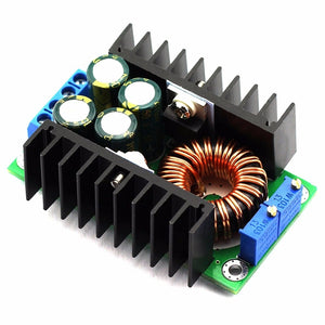 CC CV Adjustable Power Module DC-DC 12A Step down 24V To 12V DC DC boost converter Led Display Driver Buck Converter Module