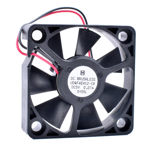 COOLING REVOLUTION UDQF4EH12-CR 4cm 40mm fan 4010 DC 5V 0.07A Remodel USB small silent cooling fan