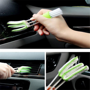 Car Care Cleaning Brush Auto Cleaning Accessories For VW Volkswagen Golf 7 5 6 Passat B5 B6 B7 Polo CC Tiguan Jetta