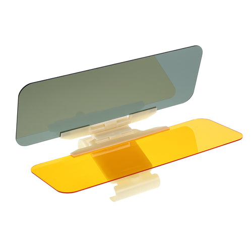 Car Sun Visor Goggles HD Day Night Anti-dazzle Mirror